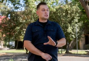 Officer Mark Afanasev