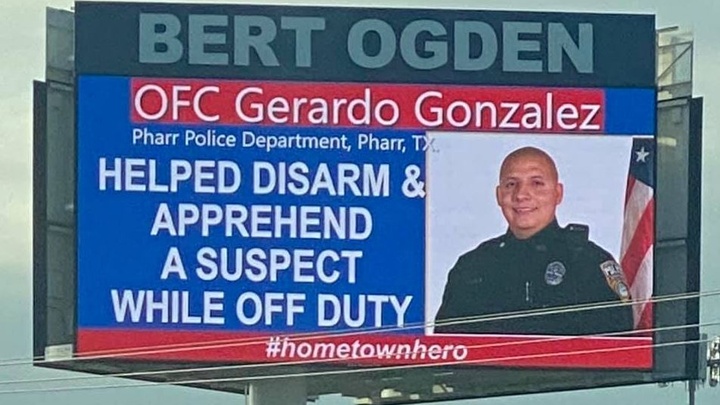 Officer Gerardo Gonzalez