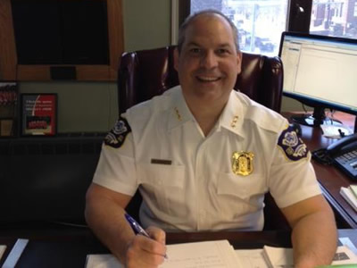 Interview With Mike Gugliotti, Chief (ret.) Waterbury, CT