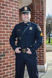 Sgt. Wayne Karalevich