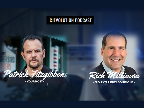 Podcast Interview With CEO Of Extra Duty Solutions, Rich Milliman