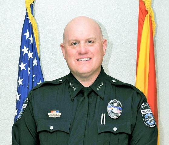 Interview With Dan Brown, Chief Of Police In Winslow, Arizona