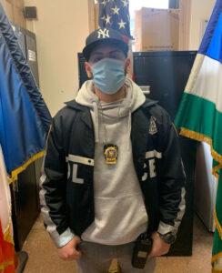 Detective Dominick Ciaravino