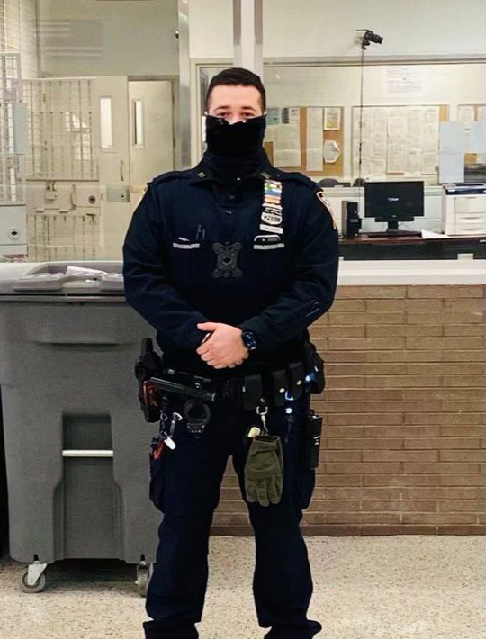 Officer Jason Milman