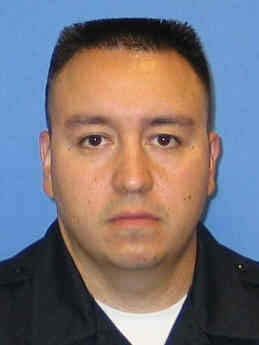 Officer Octavio Tapia